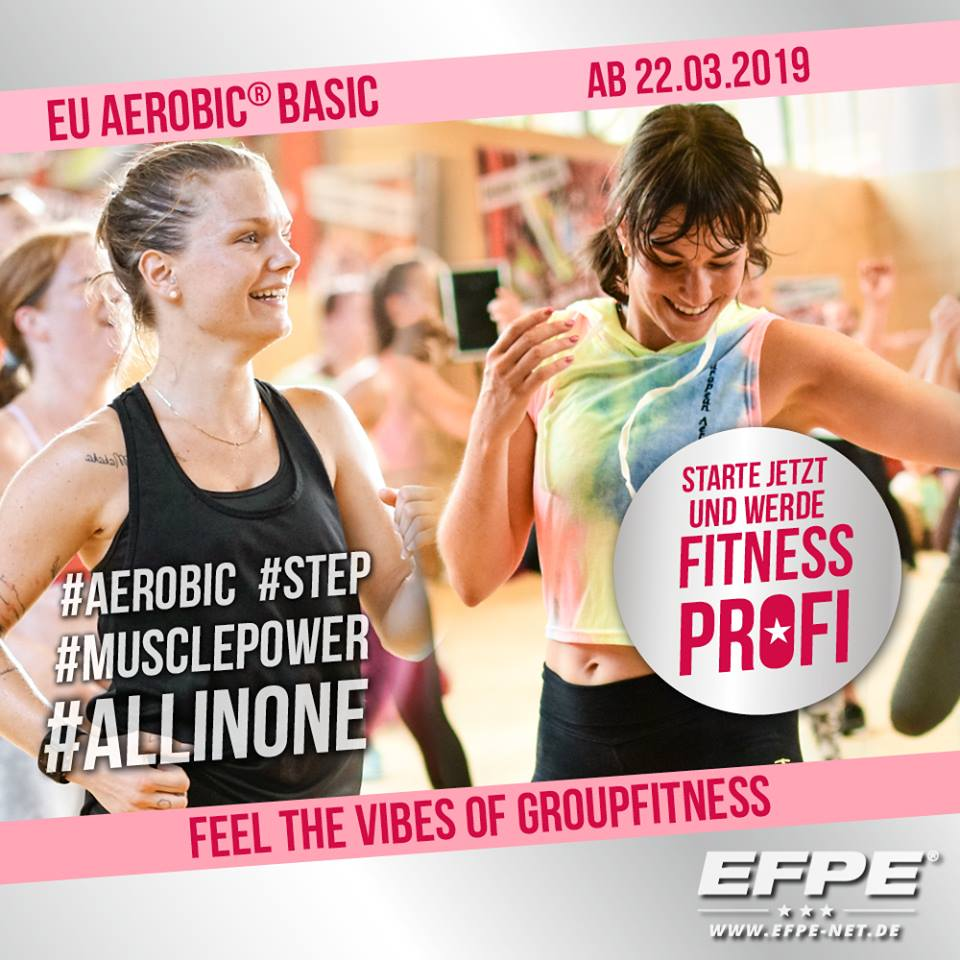Aerobic_Basic_2019 EFPE - European Fitness System Professional Education