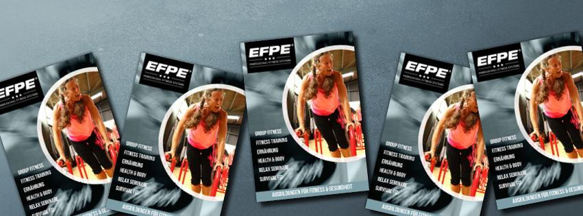 EFPE_Banner EFPE® Referenten, Presenter & Mitarbeiter - EFPE - European Fitness System Professional Education