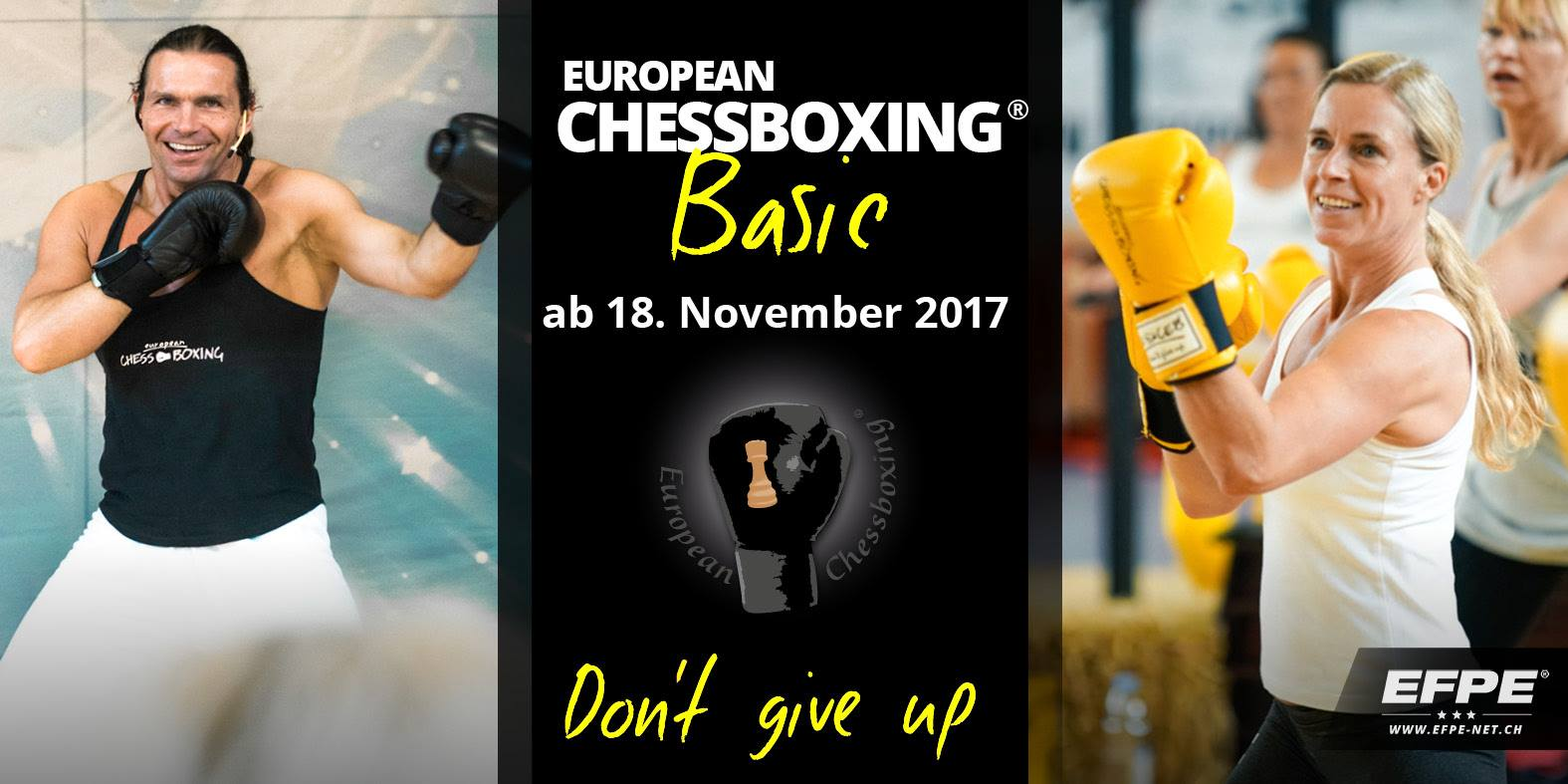 Euceb_Basic2017 EUROPEAN CHESSBOXING® First Edition - EFPE ®